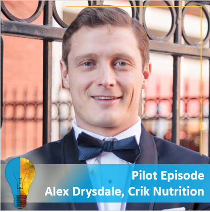 Pilot – Protein Powder, Crickets, and Getting Started