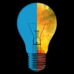 Start Canada Podcast Logo Light Bulb