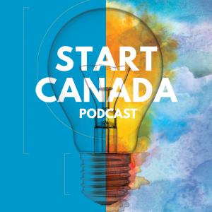 Start Canada Podcast Logo