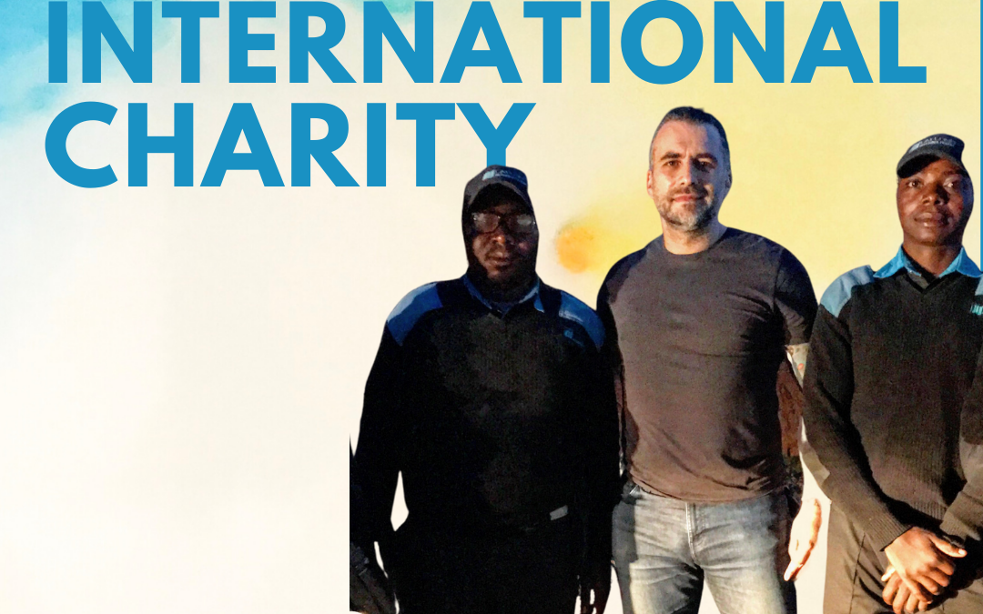 28 – Starting an International Charity w/ Darcy Ataman of Make Music Matter