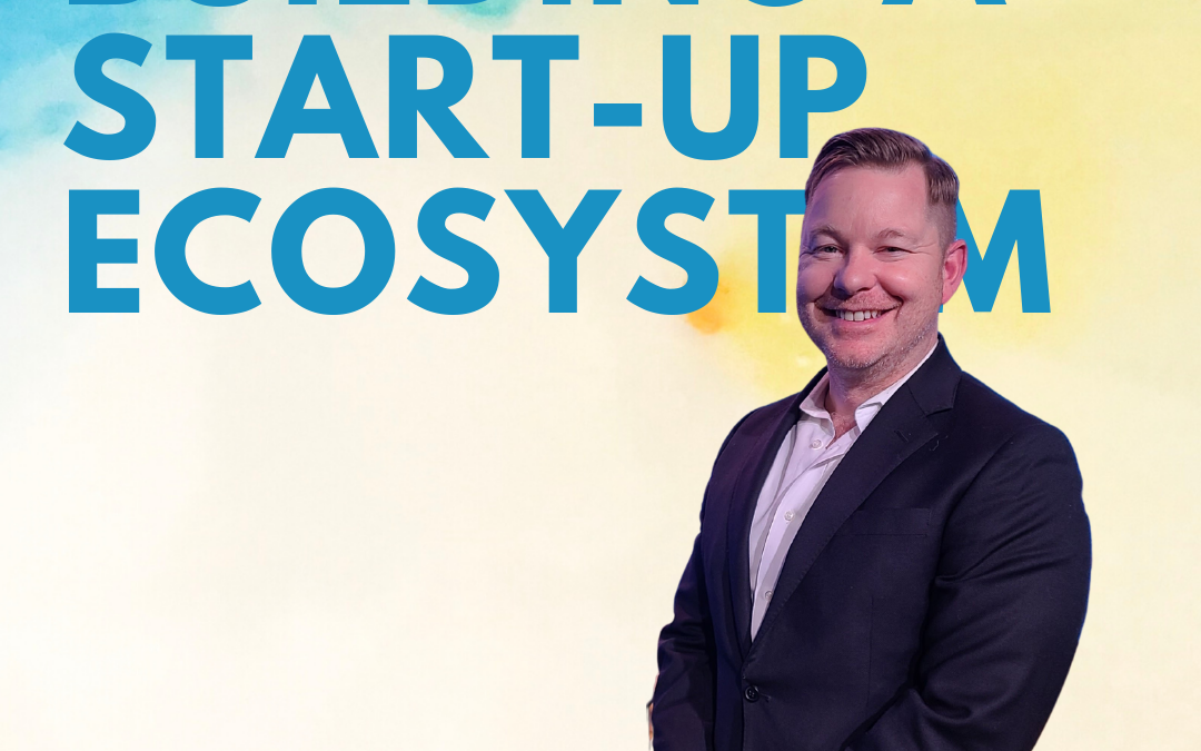 29 – Building a Start-Up Ecosystem w/ Marshall Ring of the Manitoba Technology Accelerator
