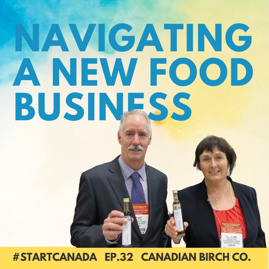 Canadian Birch Co. on Start Canada Podcast