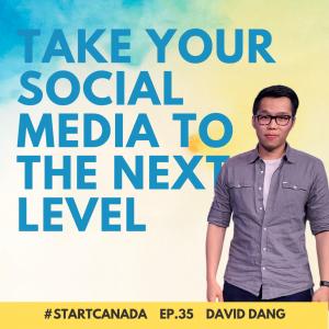 David Dang on Start Canada Podcast