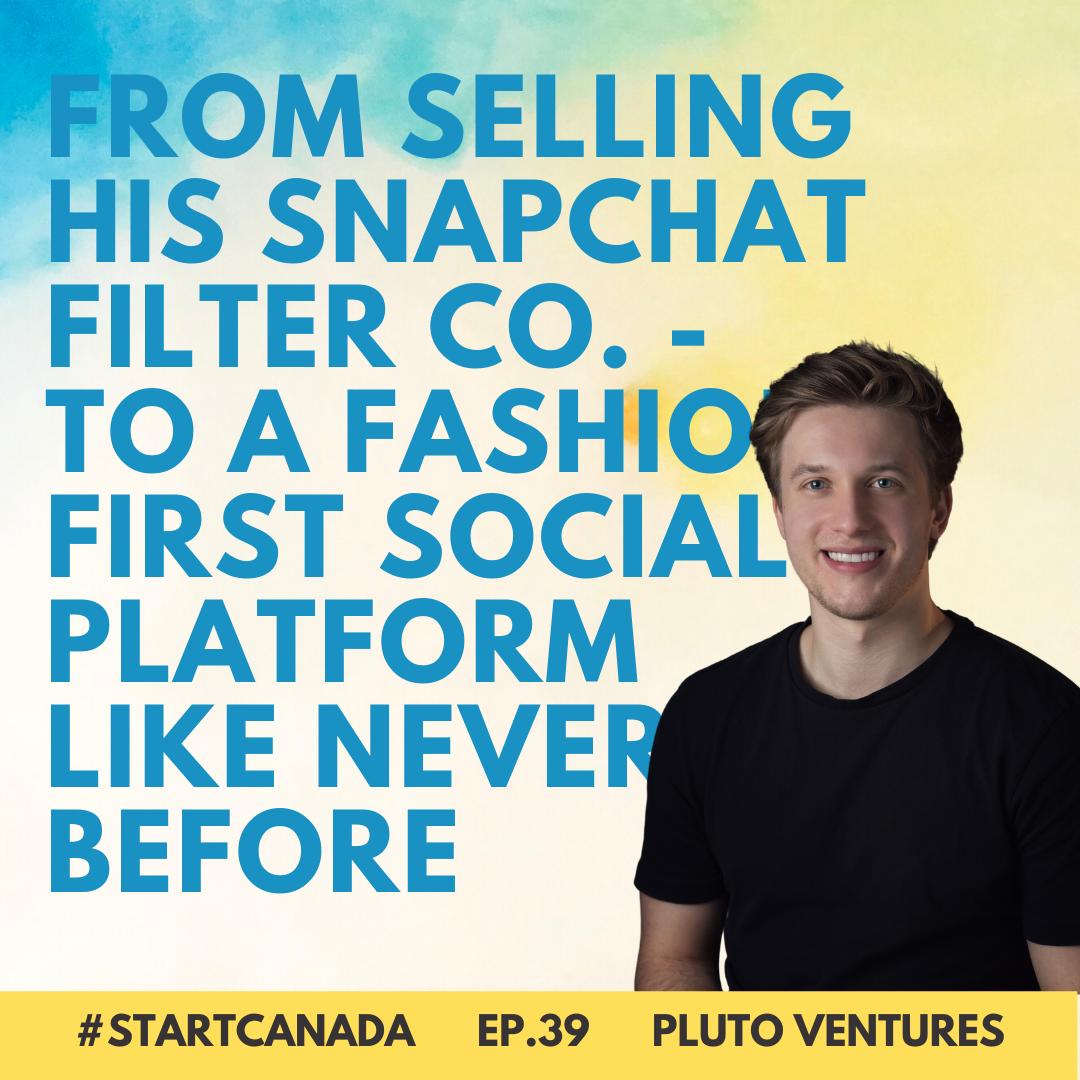 EP39 Pluto Ventures - Season 3 Episode Art