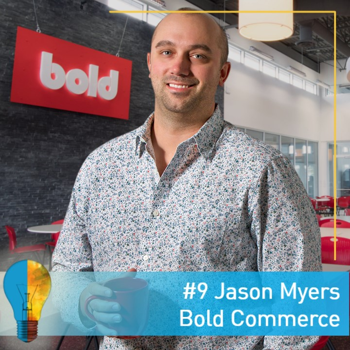 Jason Myers Bold Commerce