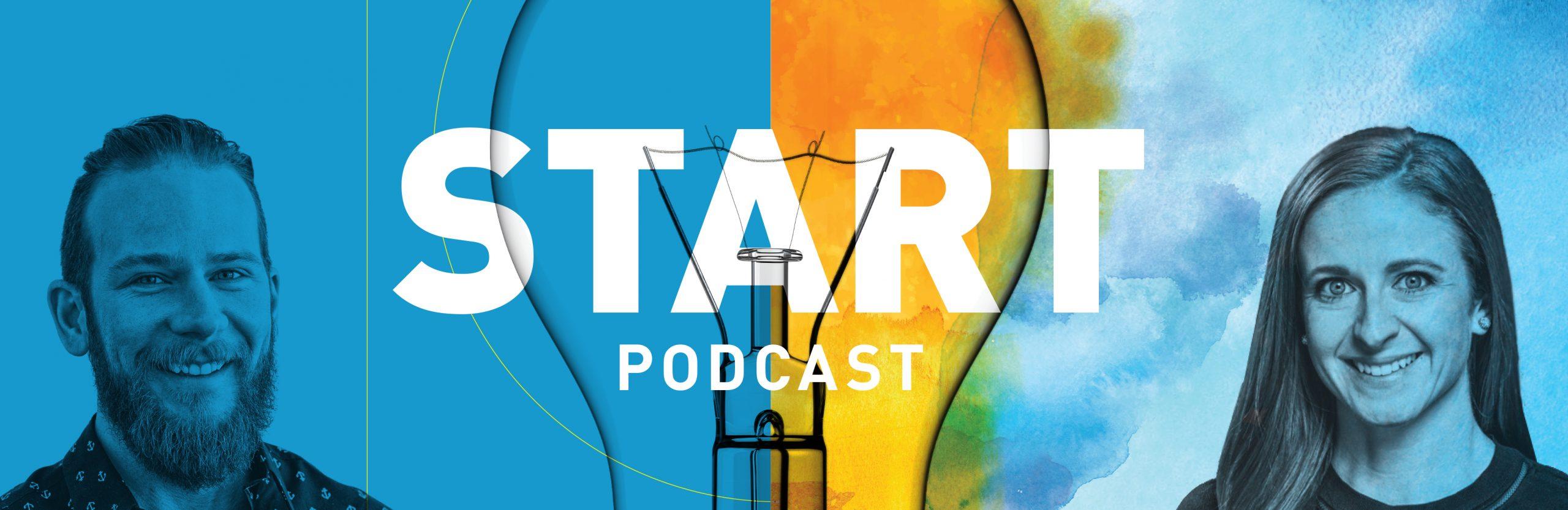 Start Podcast banner
