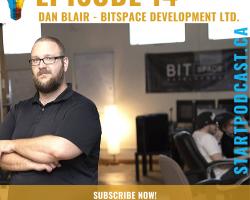 Dan Blair Bitspace Dev Founder on Start Podcast