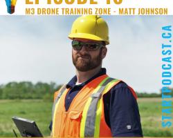 Start Podcast Matt Johnson M3 Aerial