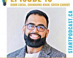 Obby Khan on Start Podcast - Episode 18