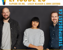 Flipside XR Inc. on Start Podcast